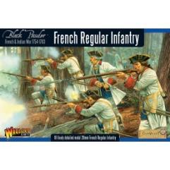 French Regular Infantry