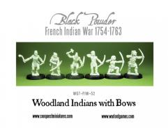 Woodland Indians w/Bows