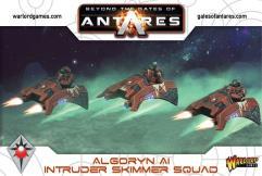 AI Intruder Scout Skimmer Squad