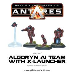 AI Team w/X-Launcher