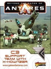 C3 Support Team w/X-Howitzer