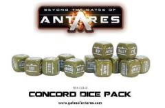 Concord Dice Pack