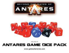 Antares Game Dice Pack (10)