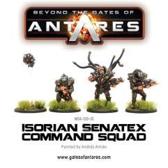Isorian Sentax Command Squad