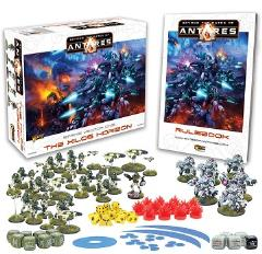 Beyond the Gates of Antares Starter Set - Strike Vector One, The Xilos Horizon (Launch Edition)