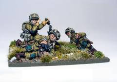 Airborne - 60mm Mortar Team