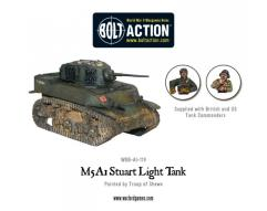 M5A1 Stuart Light Tank