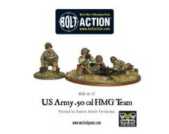 US Army .50 Cal. HMG Team (2013 Edition)