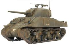 M4 Sherman - Medium Tank