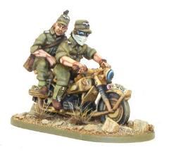 Kradschutzen Motocycle
