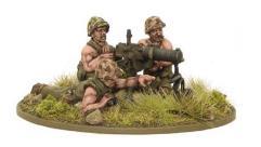 US Marine M1917 MMG Team