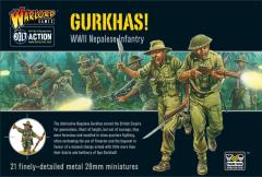 British Gurkhas