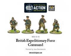 Early War - British Expenditionary Force (BEF) Command