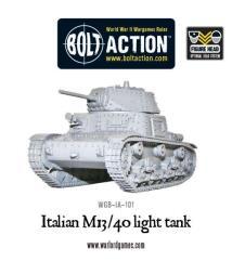 M-13/40 Tank