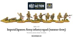 Imperial Japanese Army Squad - Summer Dress