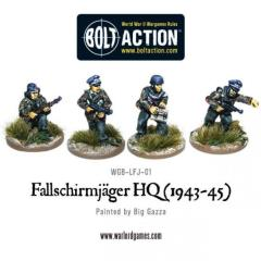 Fallschirmjager HQ