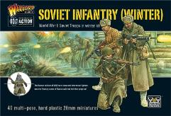 Soviet Infantry - Winter