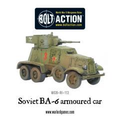 BA-6 Armored Car