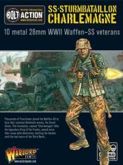 Waffen-SS - Sturmbataillon Charlemagne