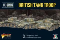 British Tank Troop
