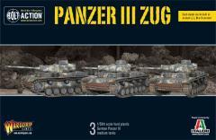Panzer III Zug