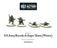 Bazooka & Sniper Teams (Winter)