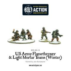 Flamethrower & Light Mortar Teams (Winter)
