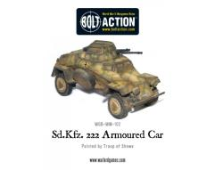 SD. KFZ 222 Armored Car