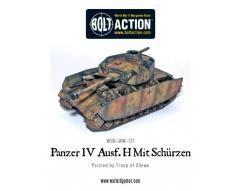 Panzer IV Ausf. H Mit Schurzen