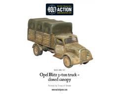 Opel Blitz - 3-Ton Truck
