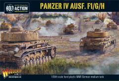 Panzer IV Ausf. F1/G/H