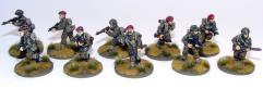British Paras Squad