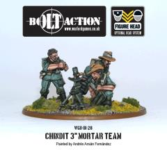 "Chindit 3"" Mortar Team (2011 Edition)"