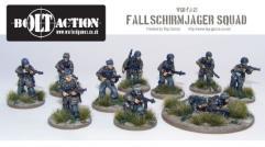 Fallschirmjager 11 Man Squad