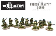 Early War French Squad