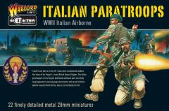 Italian Paratroops