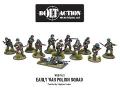 Early War - Polish Squad