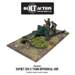 Soviet ZIS-3 Gun
