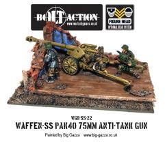 Waffen-SS - Pak 40