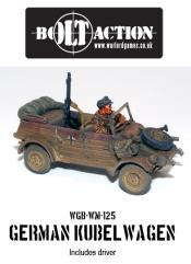 Kubelwagen w/Driver