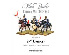 British 17th Lancers