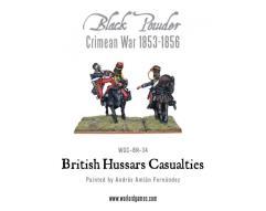 British Hussar Causalities