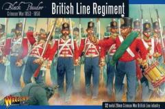 British Line Regiment