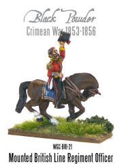 Crimean War British Colonel