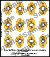 Auxiliary Cavalry Shield Transfers #2