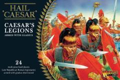Caesar's Legions Armed w/Gladius