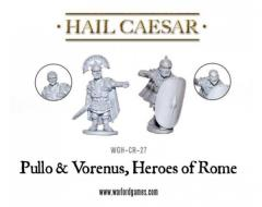 Pullo and Verenus