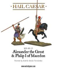 Alexander the Great & Phillip II of Macedon