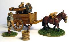 Imperial Roman Carroballista