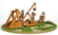 Imperial Roman Onager & Crew